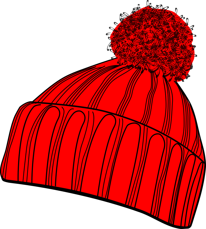 Winter Hat Clip Art