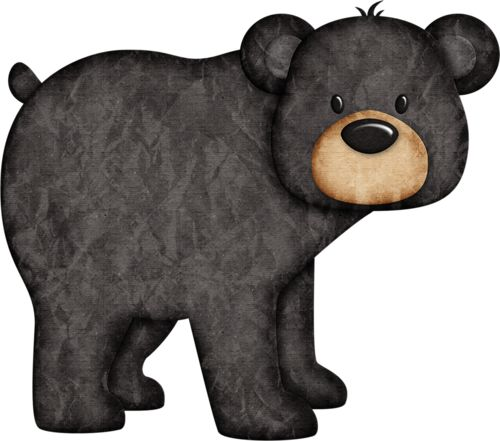 Bear clip art images - .