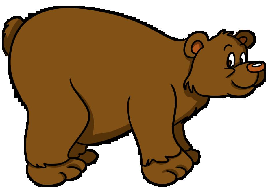 Bear Clipart #1