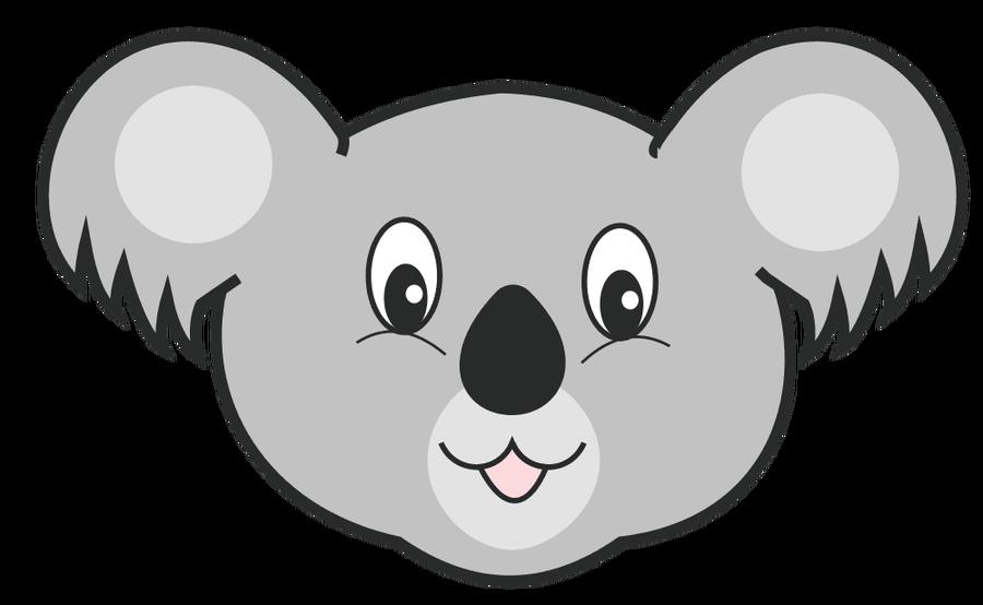 Bear Clipart Bear Cute Fave Head Koala Koala Bear Pro Clip