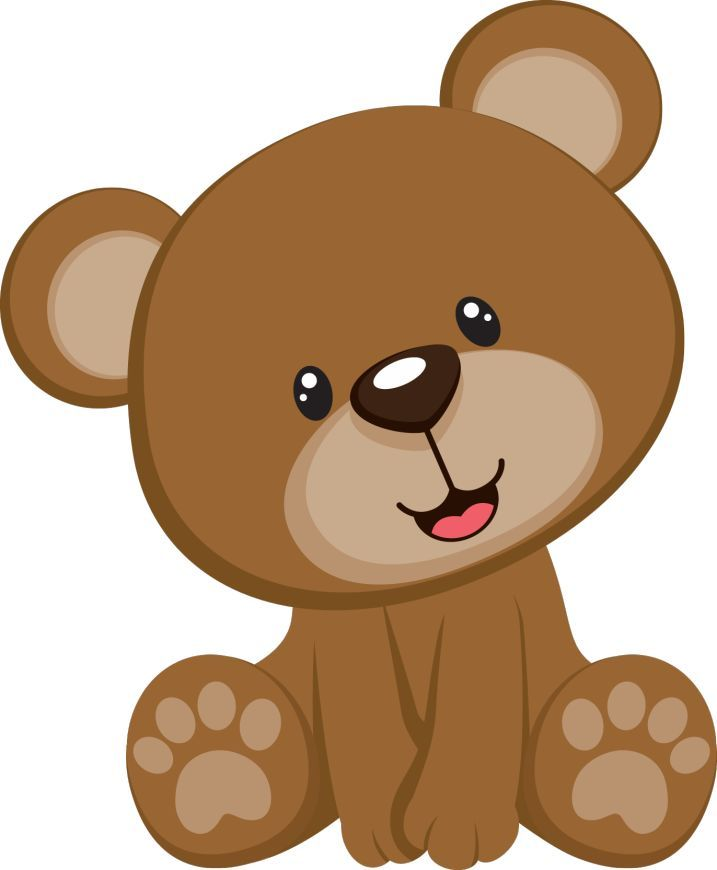 Image result for baby teddy bear clip art