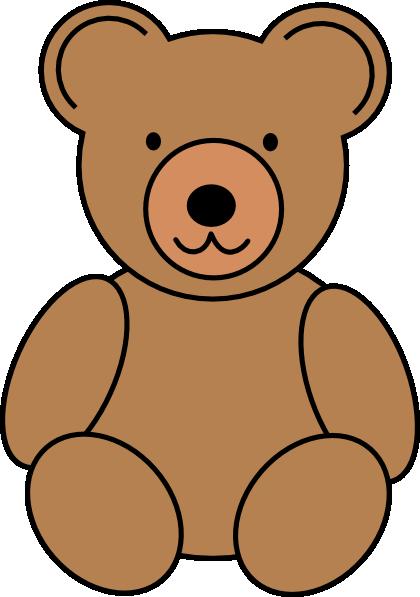 Teddy Bear clip art - vector clip art online, royalty free . ClipartLook.com - ClipArt  Best - ClipArt Best