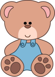 Teddy bear clipart school clipart teddy bear plush baby bear 2