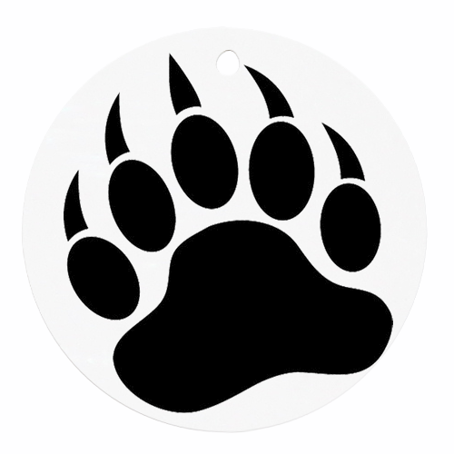 Bear Paw Art Clipart Best