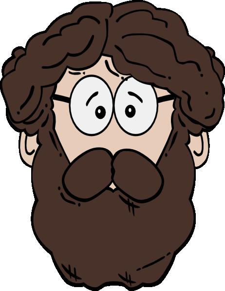 Beard Clipart this image as: - Beard Clipart