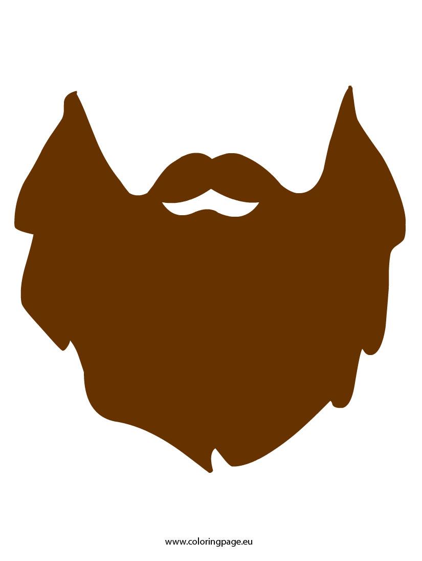 Free beard clip art hdclipartall
