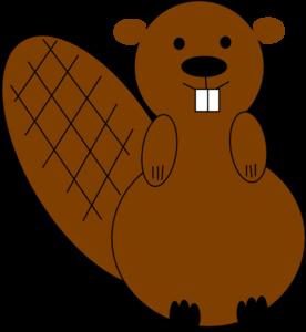 ... Beaver Clip Art - vector clip art online, royalty .