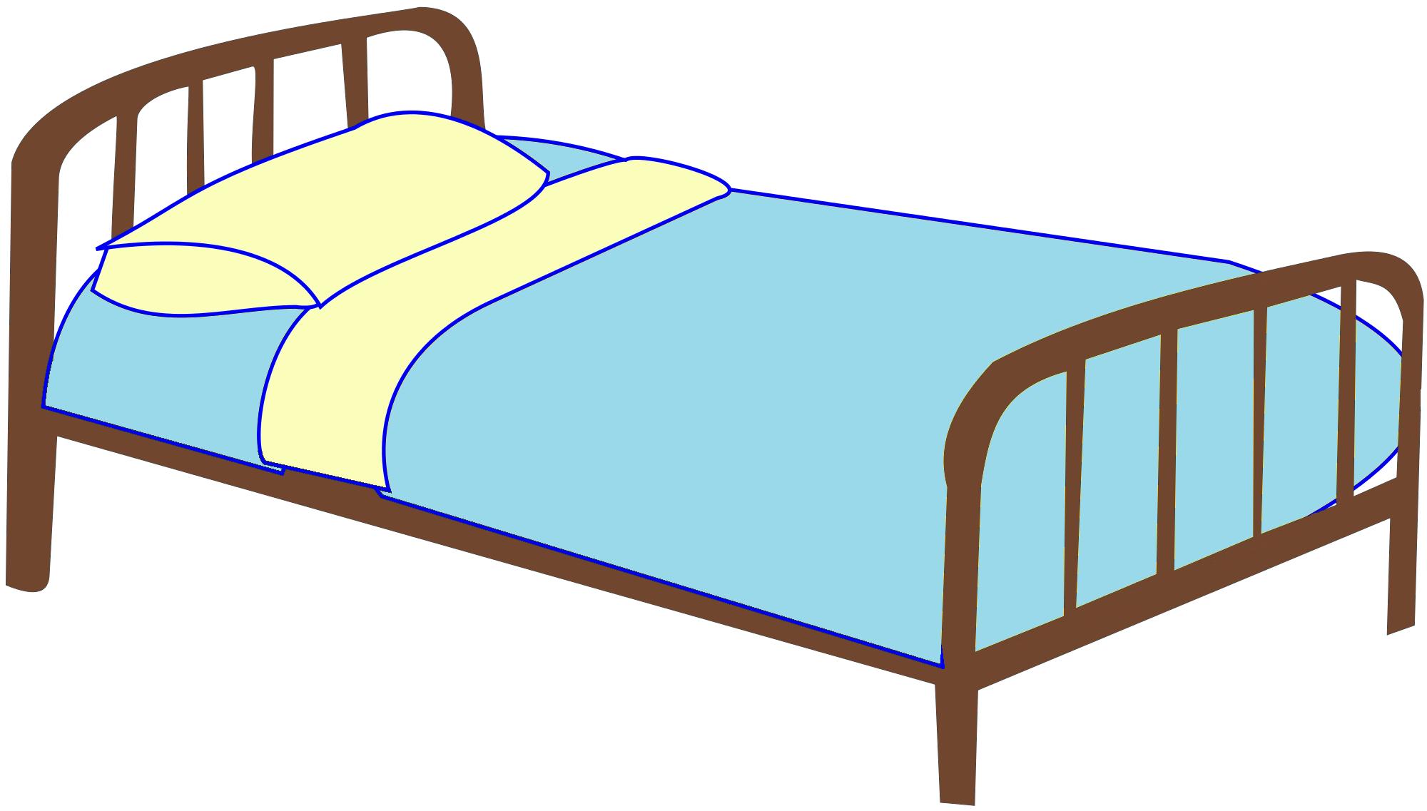 Bed clipart 8 clipartion com