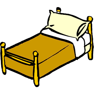 bed clipart | Bed 1 clipart, cliparts of Bed 1 free download (wmf,