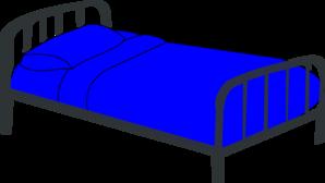 Bed red clip art at vector clip art clipartbold 2