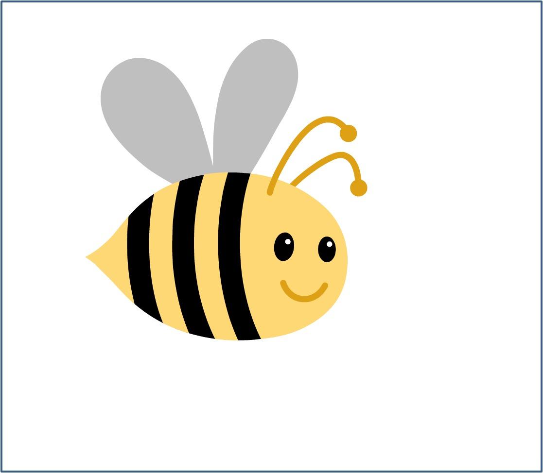 Bee Clipart-Clipartlook.com-1117