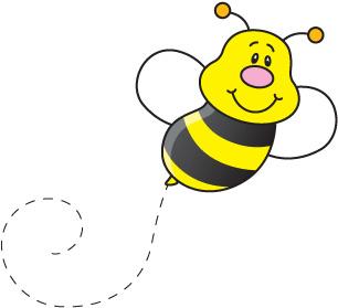 Bee clipart 8 free cute bee .