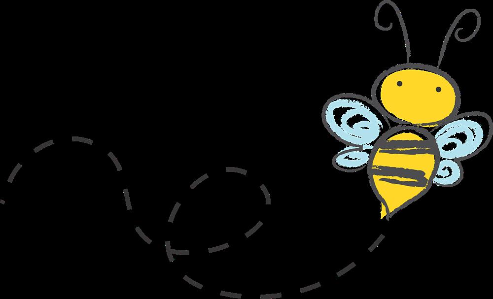 bumble bee border clip art bee clipart border 18