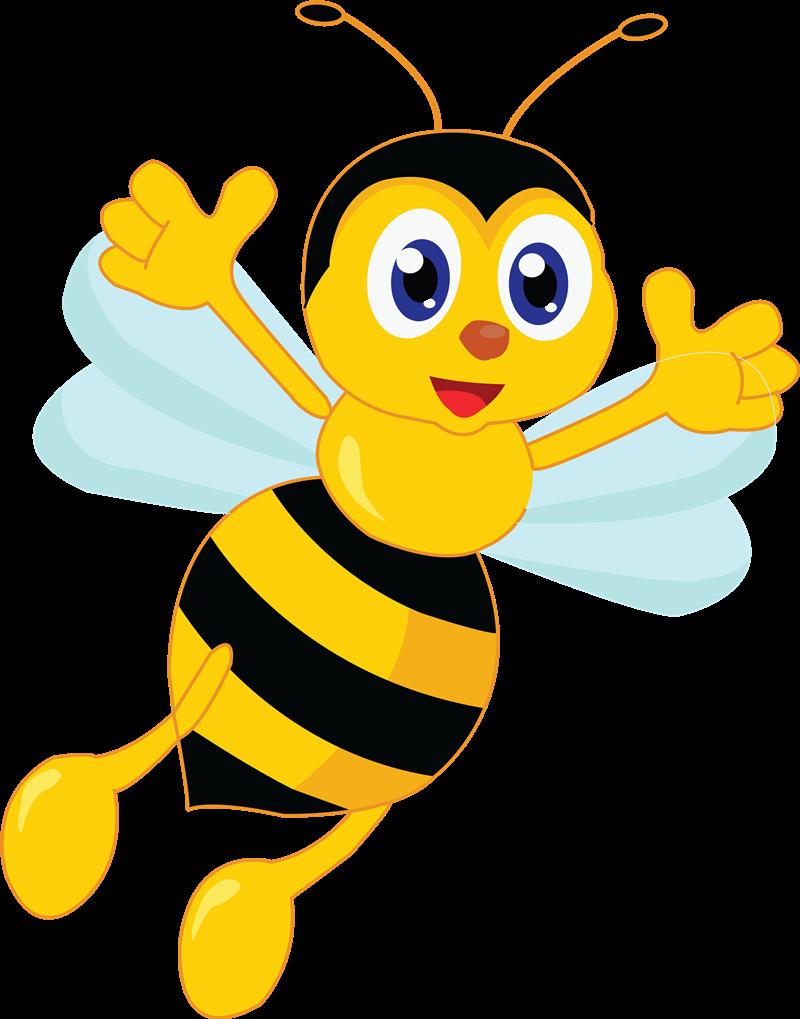 Honey Bee Clip Art Fresh Cartoon Bumble Bee Clip Art Clipart Clipartwiz 3  Clipartix
