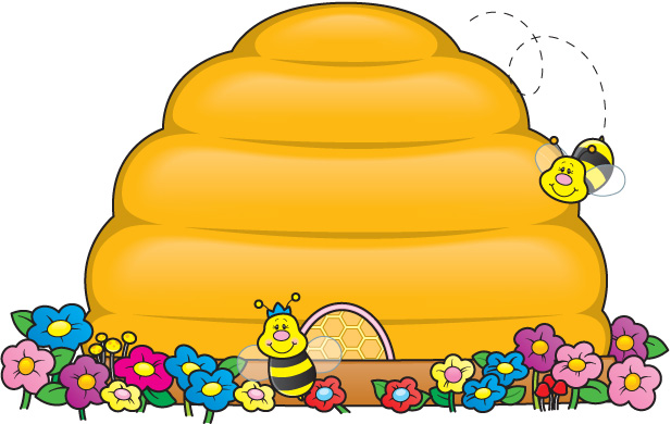 Bee Hive Honey Beekeepers Install Hives Clipart Free Clip Art Images