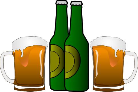 Beer Bottle Clip Art