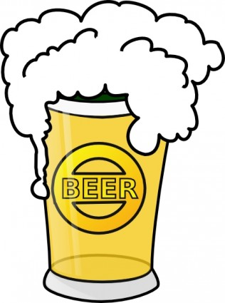 Beer clip art free vector in open office drawing svg svg