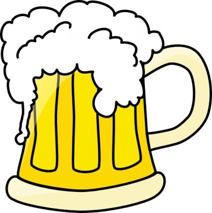 Beer Mug Clip Art Free Vector 118 55kb
