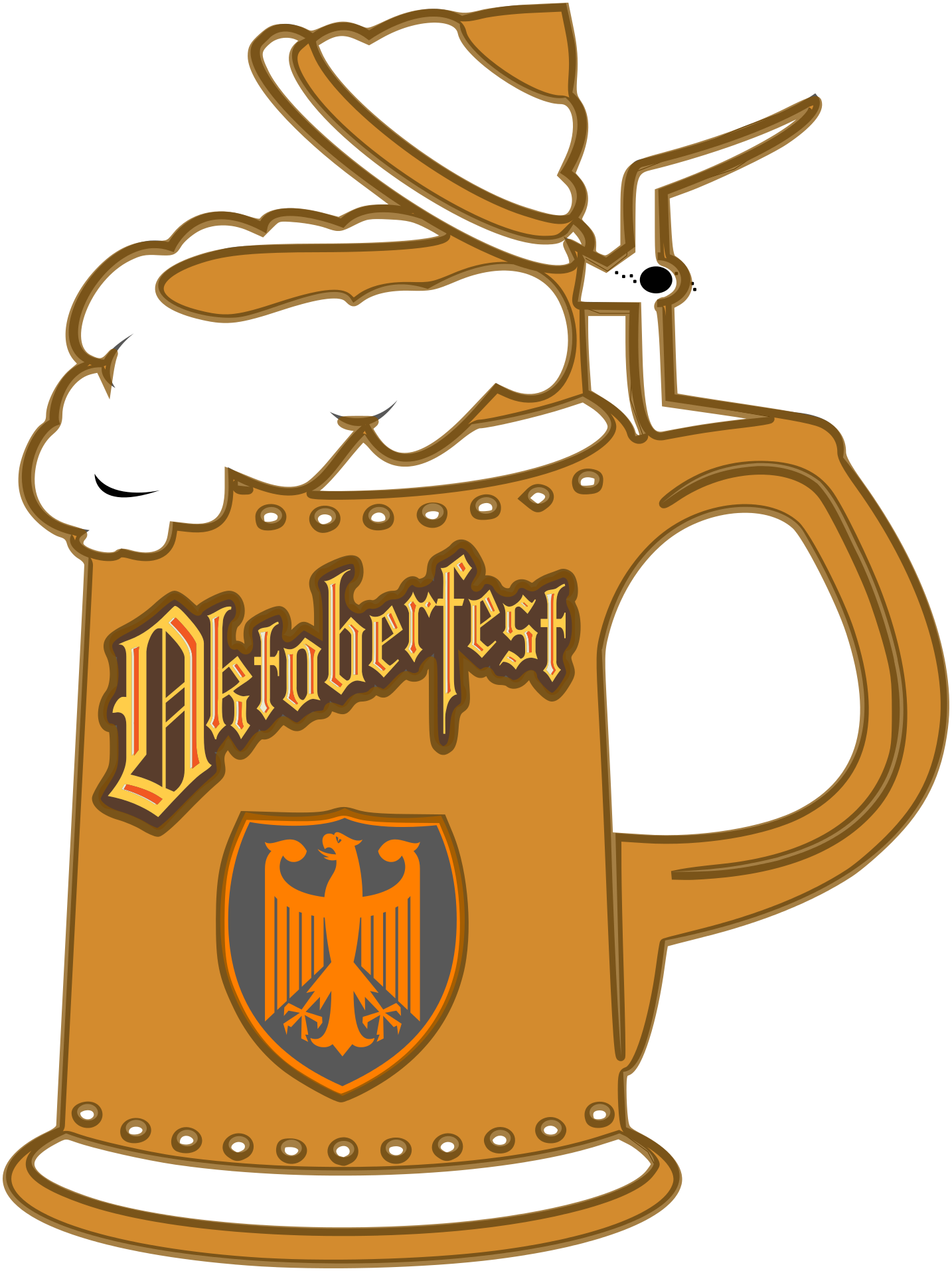 Beer Stein Clipart Cliparts Co
