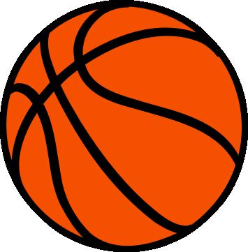 Best basketball clipart 0