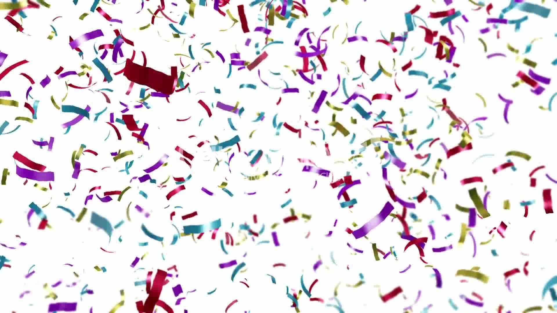 Best Confetti Clipart