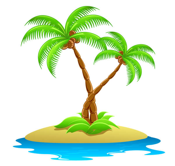 Best Island Clipart