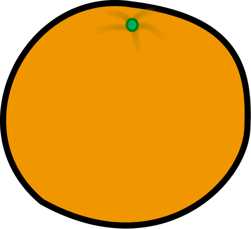 Best Orange Clipart