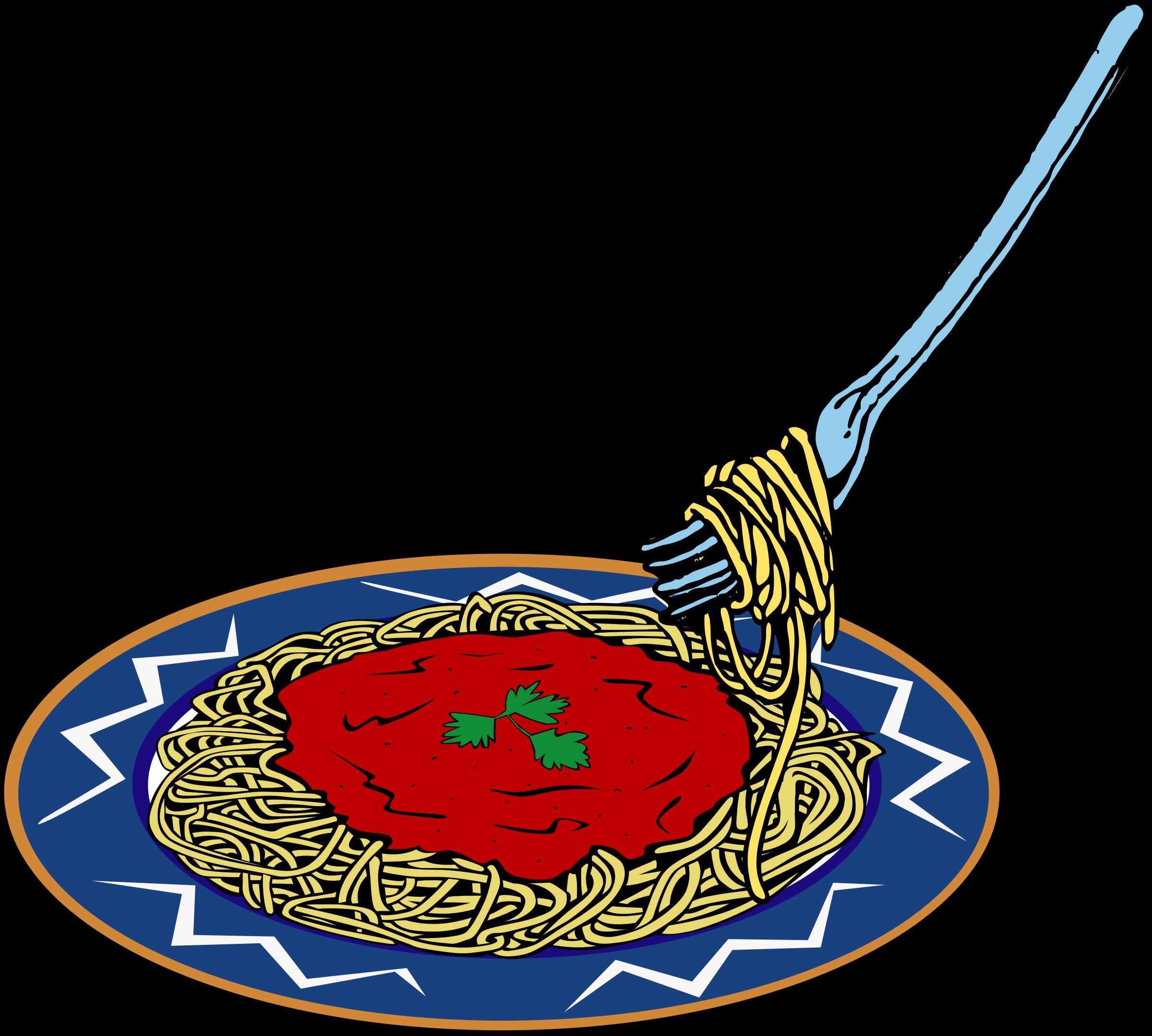 Best Spaghetti Clipart
