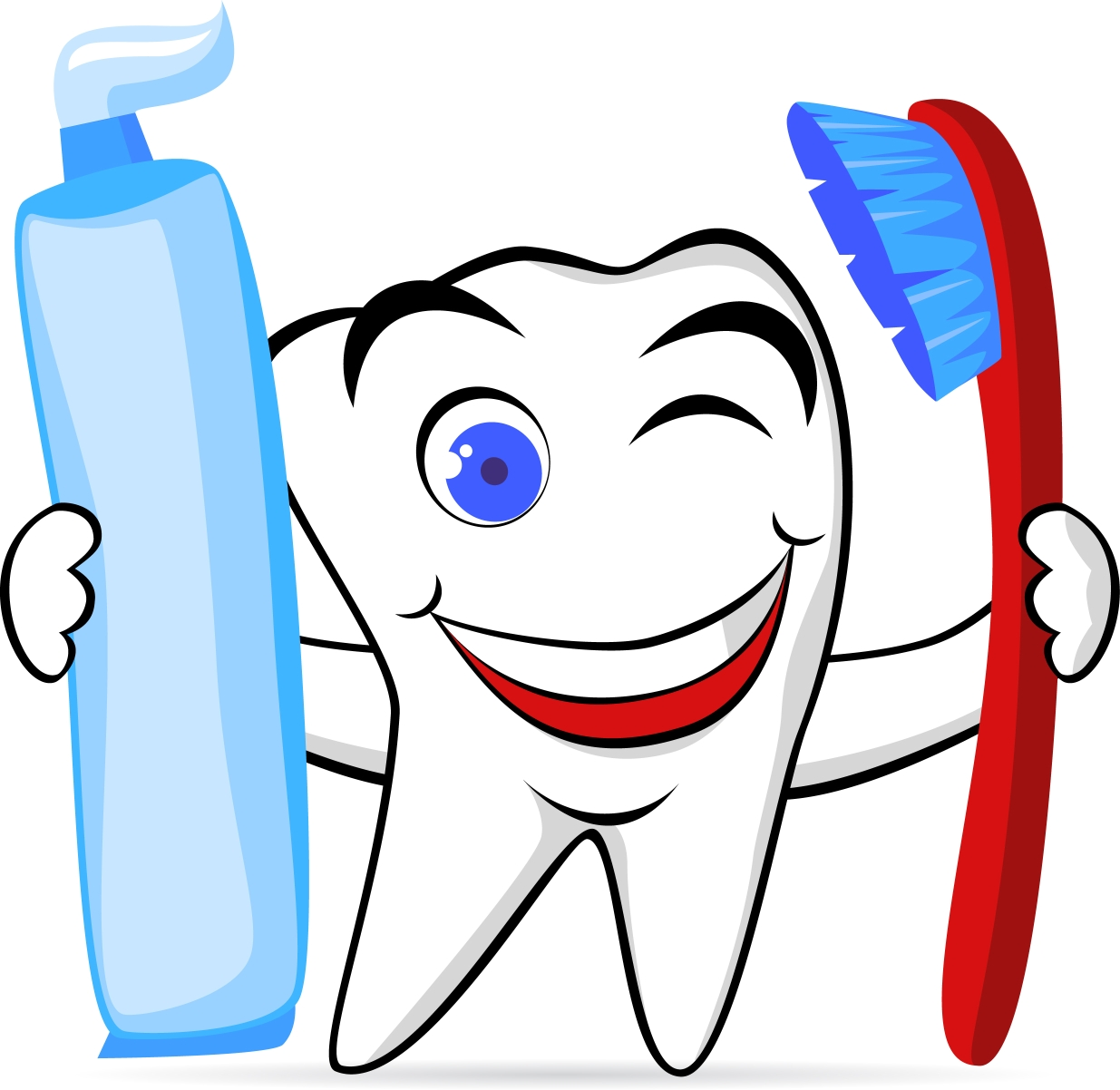 Best Toothbrush Clipart #24407 - Clipartion clipartall.com