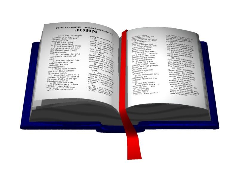Free bible clip art image