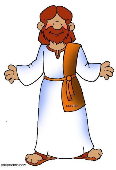 Biblical cliparts