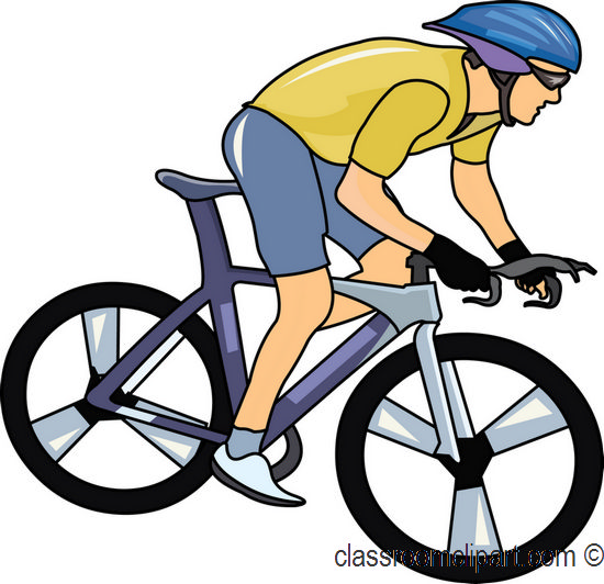 Bicycle Clipart Cycling 16raa Classroom Clipart