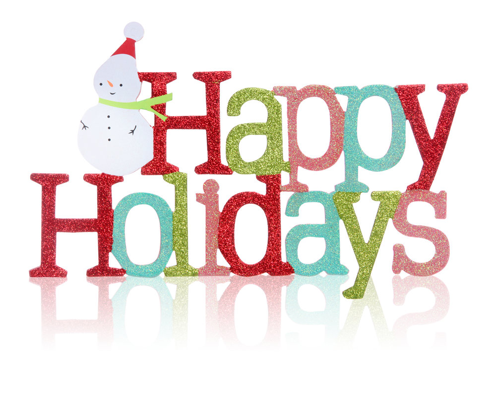 Bienvenidos Wishes Everyone A Happy Holiday Season