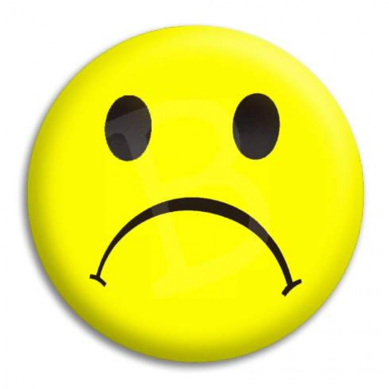 Big Sad Face Clipart Best