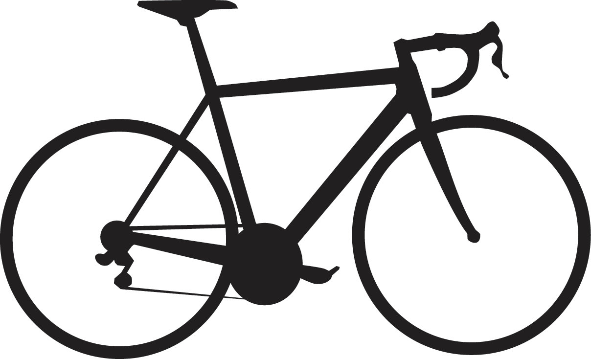 Bike clip art bicycle clipart .