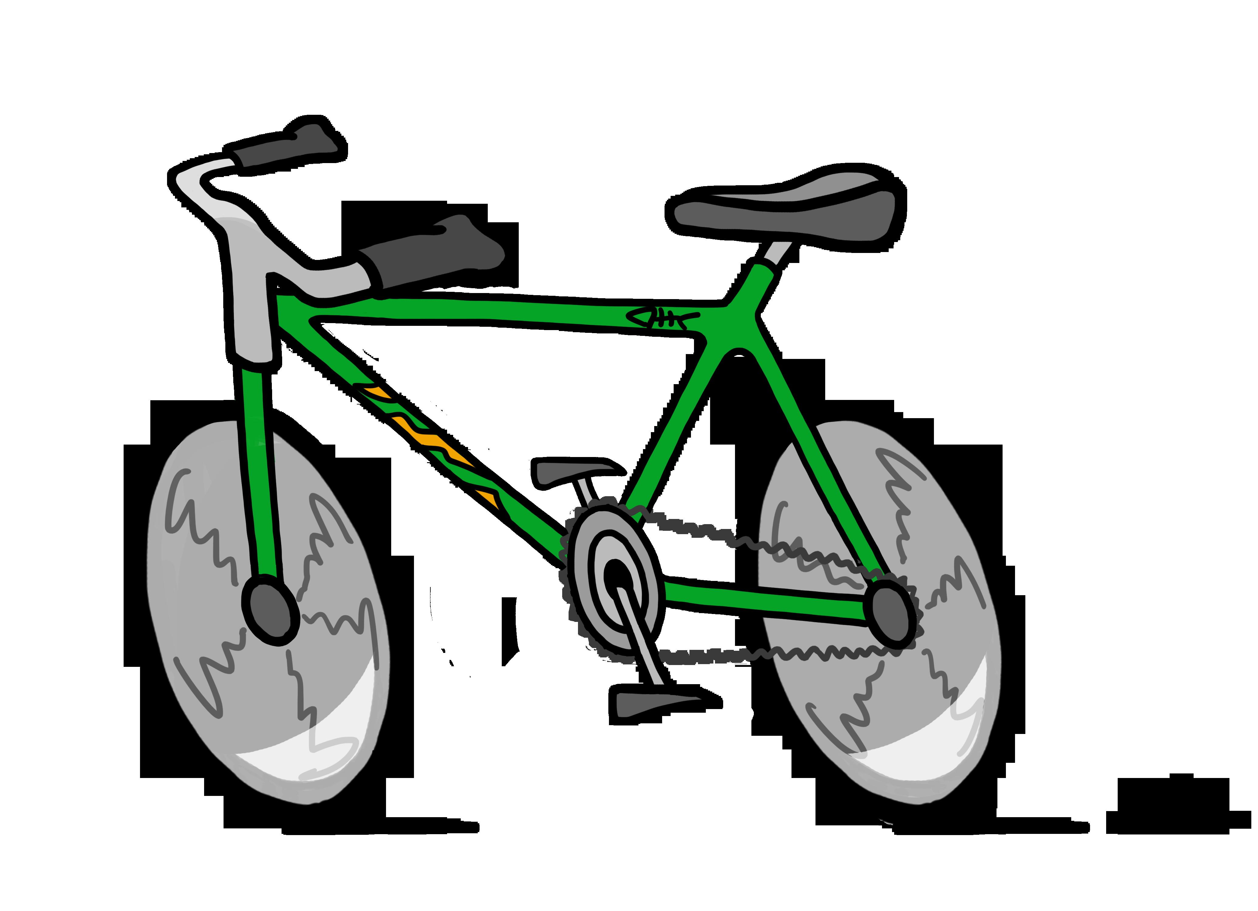 Bike clip arts dromfcp top 2