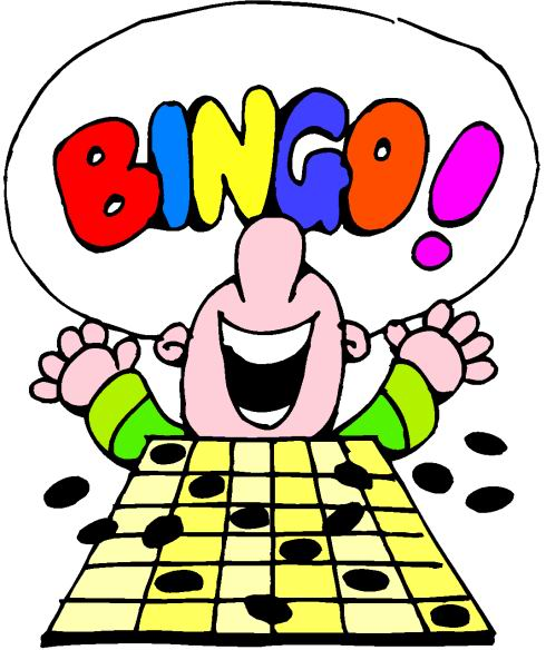 Bingo Clipart #32258