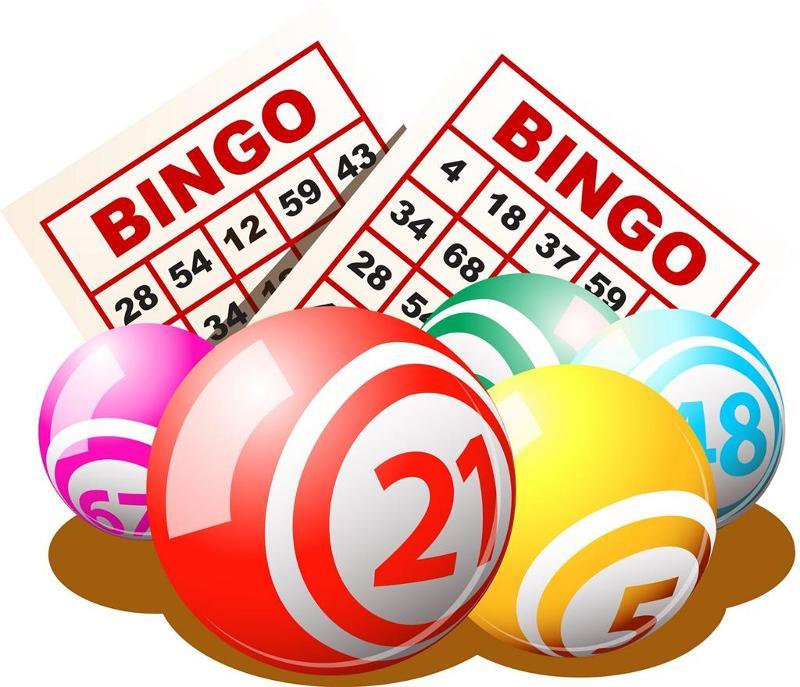 Bingo Clipart #32259