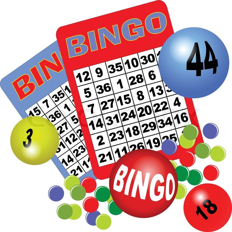 Bingo Clipart #32297