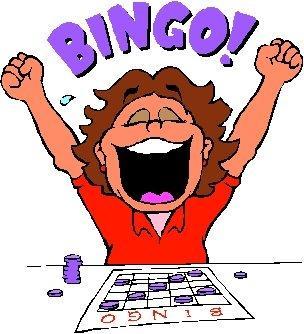 Bingo clipart to Bingo Clipart 2
