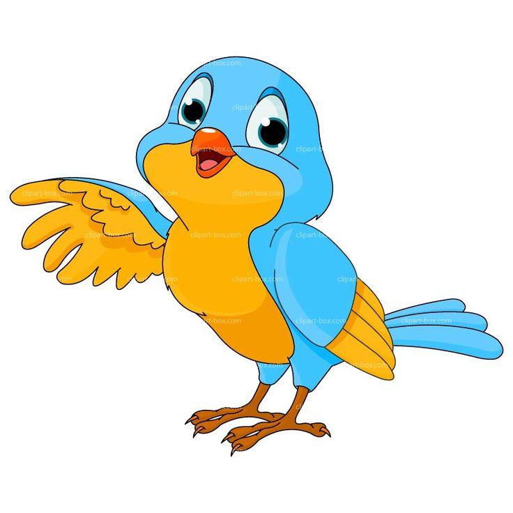 Bird Clipart   CLIPART BIRD CARTOON   Royalty free vector design