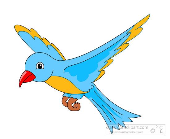 Bird Clipart Size: 77 Kb