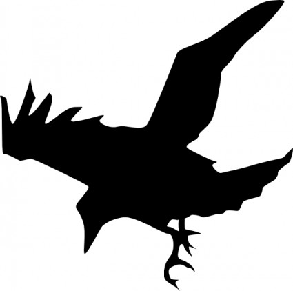 ... Bird silhouette clip art free ...