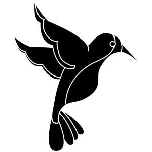 Bird silhouette clipart - ClipartFox ...