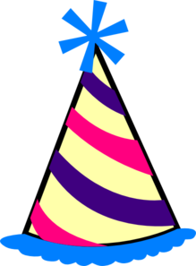 Birthday Hat Clip Art At Vect