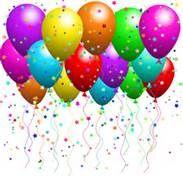 Birthday Balloons Clip Art - Bing Images