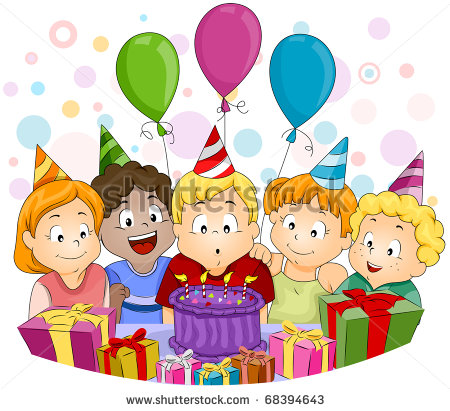 Birthday Candles 68394643 .