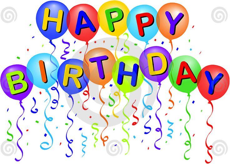 Birthday Clip Art Free Downloads   2011 March :: Newsletter