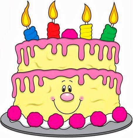 3 birthday clipart on happy b - Birthday Clipart