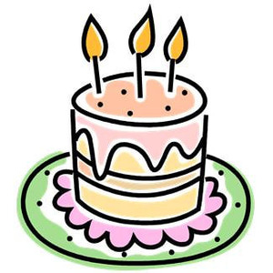 Birthday Clip Art #2949391 - Birthday Clipart